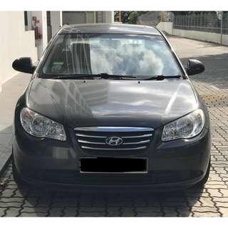 Hyundai Avante Cheap Rental Last Chance! Grab Ready!