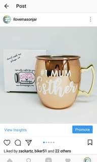 Personalised gift   mother day birthday wedding anniversary gift