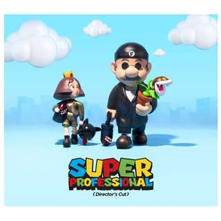 [PRE ORDER] Fools Paradise - Super Professional (Director's Cut) - Collectible Figure