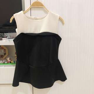 chocochips flare top