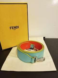 Fendi strap two tone