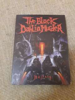 The black dahlia murder dvd