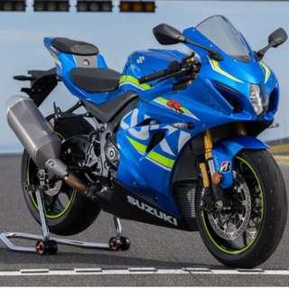**Brand New** Suzuki GSXR1000R (Kindly read description below)