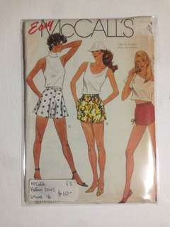 McCall's Pattern 2543