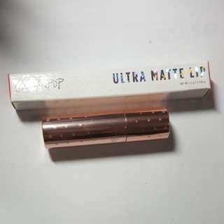 Coloured Pop liquid lipstick Lux Lipstick