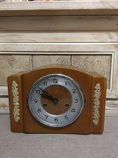 老物件 早期機械鐘