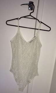 Glassons lace bodysuit