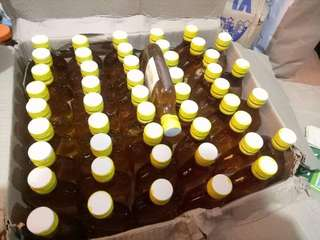 Pure and Raw Honey