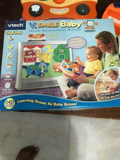 Smile baby learning toy