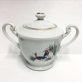 Porcelain Sugar Bowl