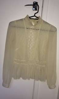 Miss Selfridge blouse