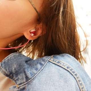 FREE earphones
