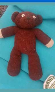 Orignal 1996 Mr. Bean Teddy - preloved
