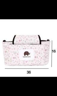 Baby Stroller Organisation Bag