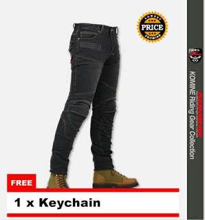 Seluar jeans komine black