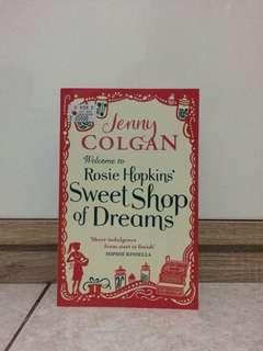 Welcome to Rosie Hopkins' Sweet Shop of Dreams - Jennye Colgan