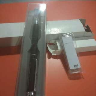 Plasdis dan pulpen