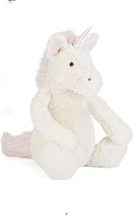 Jellycat Bashful Unicorn Soft Toy (Huge: 51cm)