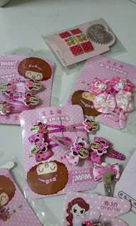 Hello Kitty klip rambut