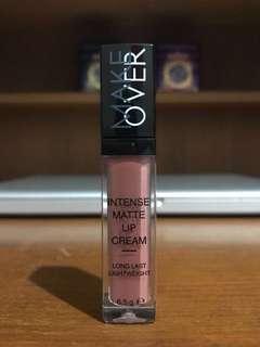MAKE OVER - Lip Cream (No. 012 Couture)