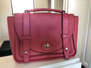 Authentic Coach small messenger bag