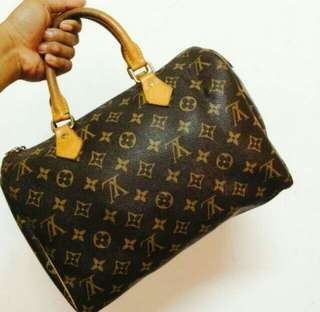 LV Authentic Speedy