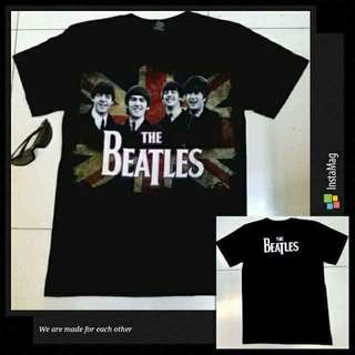 The Beatle's T shirts