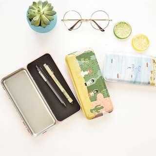 Stationery Metal Case [Pre-order]