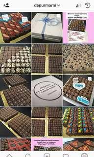 Brownies dari Dapur Marni