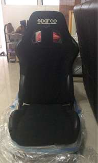 Sparco Star Bucket Car Seat