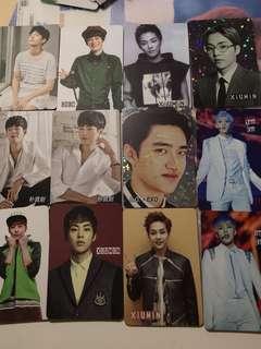 Kpop boy idol yes card