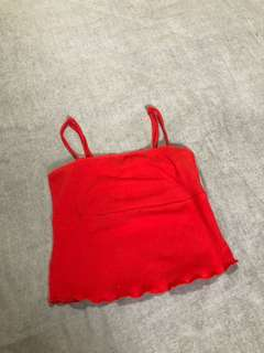 Glassons Cropped Singlet