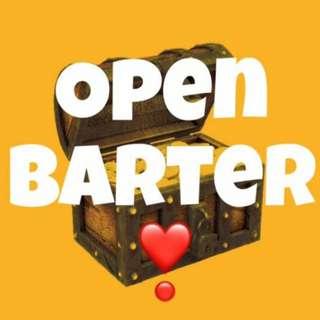 Open Barter ya 😸