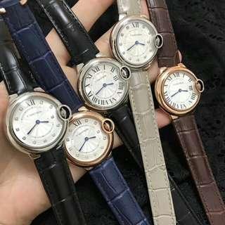 藍氣球手錶