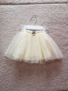 Baby Girl Tutu Skirt Can Can Skirt