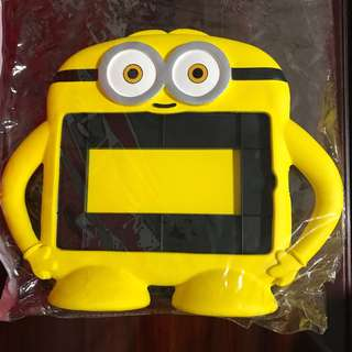 Minion iPad Mini Case for Kids - Shockproof Protective