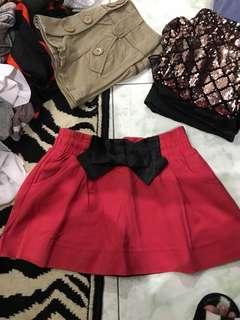 REPRICED!! Korean skirt