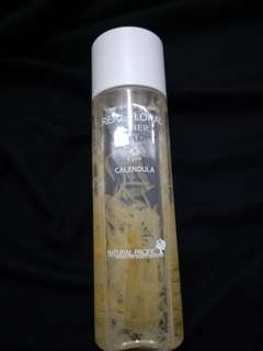 Natural Pacific Real Floral Toner Calendula