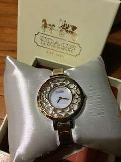 Coach Ladies' Luxury Watch