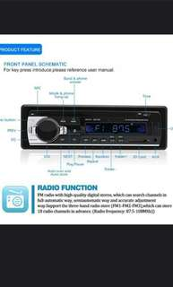 Car in dash amplifier
