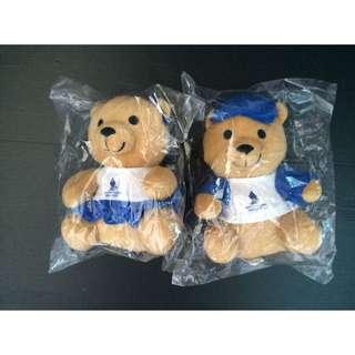 SQ Bears Per Pair