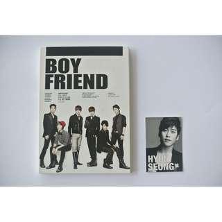 Boyfriend Third Single Album - I'll Be There
