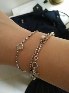 Armani 純銀項鍊