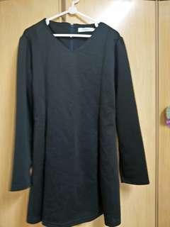 Long sleeve skirt