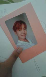 PHOTOCARD BTS JHOPE LOVE YOURSELF ALBUM