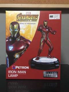 Avengers Infinity Wars IRON MAN LAMP