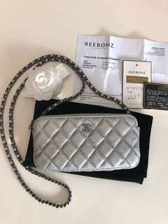 Chanel Clutch on chain *fast deal!*