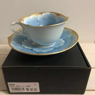 Japanese teacup gift set