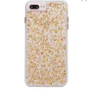 iPhone 7/8 PLUS | Gold Case