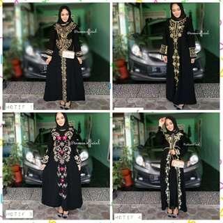 Abaya black series